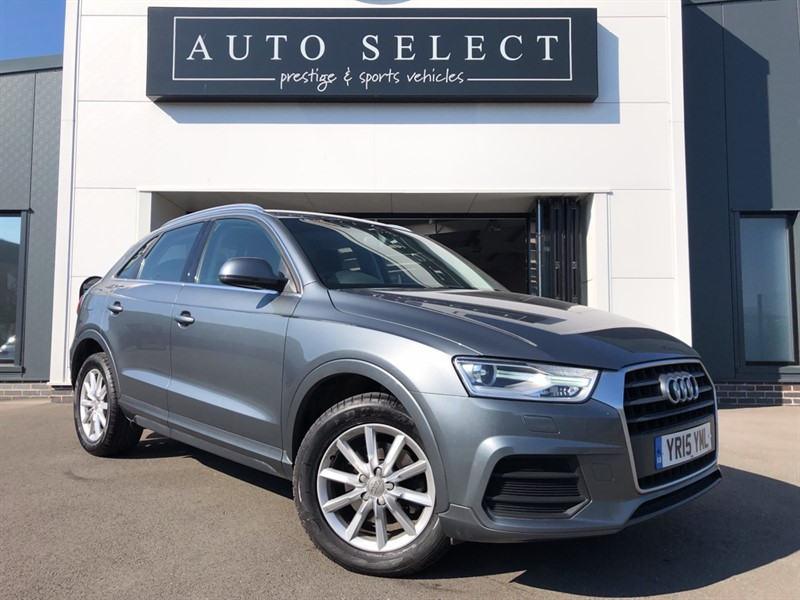used Audi Q3 2.0 TDI SE 1 OWNER!! FASH!! NAVIGATION!! in chesterfield