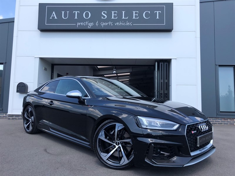 used Audi RS5 RS 5 3.0TSFI QUATTRO MONSTER SPEC!! �15K EXTRAS!! in chesterfield