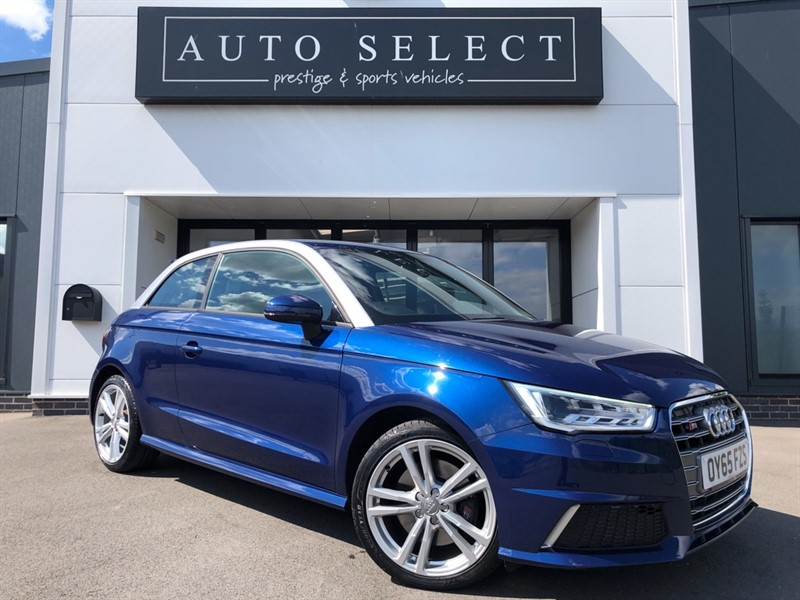 used Audi S1 QUATTRO in chesterfield