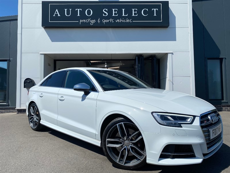 used Audi S3 S3 2.0 TFSI S Tronic quattro (s/s) 4dr 1 LADY OWNER!! in chesterfield