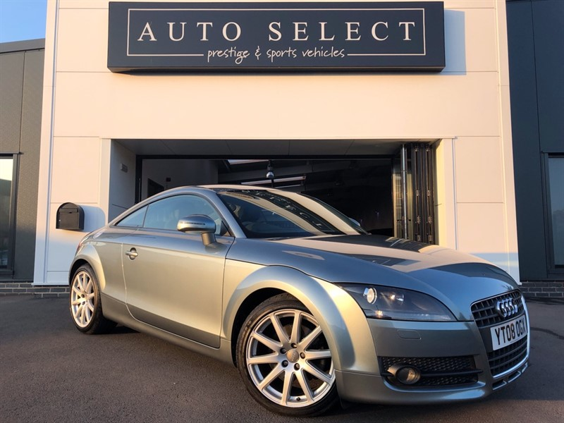used Audi TT 2.0 TFSI AUTO IMMACULATE!! 1 LOCAL LADY OWNER in chesterfield