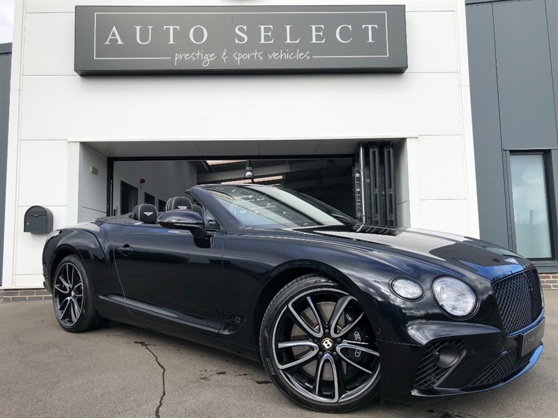 used Bentley Continental GT HUGE SPEC!! EVERY CONCEIVABLE EXTRA!! �223K LIST PRICE!! FREE UK MAINLAND DELIVERY!!! in chesterfield