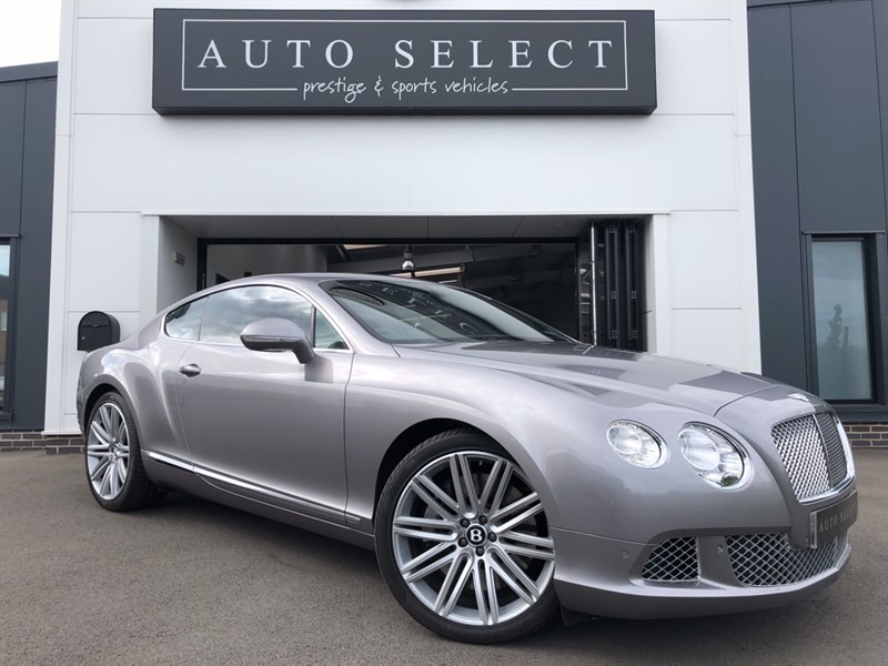 used Bentley Continental 6.0 GT ABSOLUTELY IMMACULATE!! LOW MILES!! in chesterfield