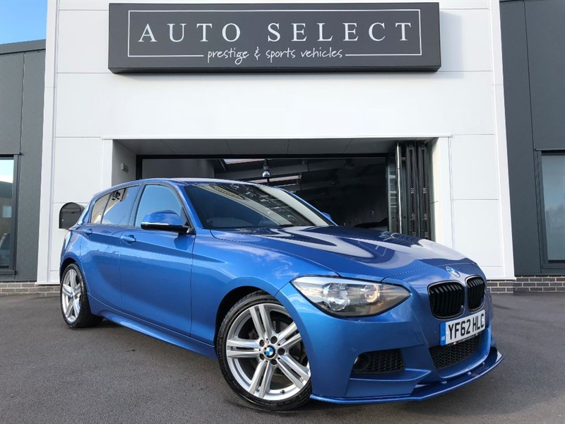 used BMW 116i M SPORT ABSOLUTLEY IMMACULATE!! in chesterfield