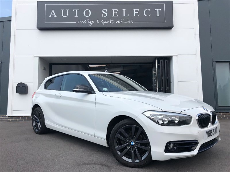 used BMW 118d 2.0d SPORT NAVIGATION!! in chesterfield