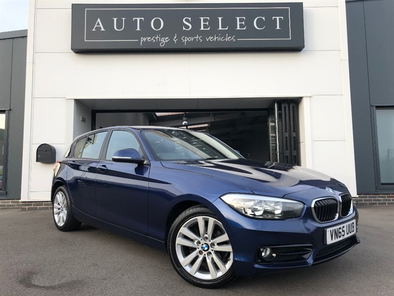 used BMW 116d 1.5D SPORT �20 ROAD TAX!! NAVIGATION!! in chesterfield