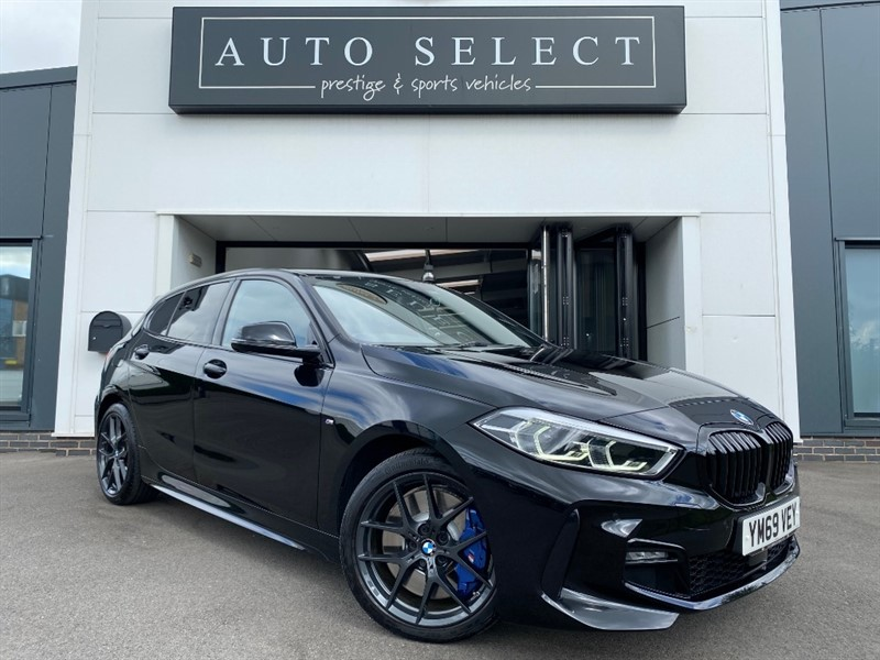 used BMW 118i M SPORT PLUS PACK & TECH PACK 2 in chesterfield