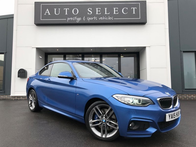 used BMW 220d 2.0d XDRIVE M SPORT MONSTER SPEC!! in chesterfield