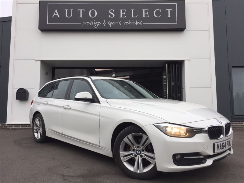 used BMW 318d 2.0d SPORT TOURING NAVIGATION in chesterfield