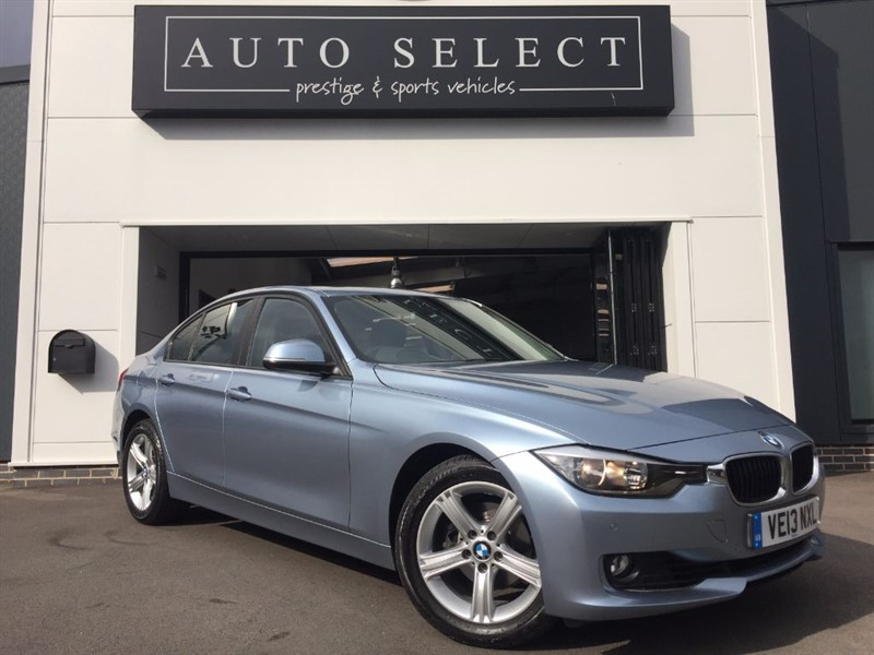 used BMW 320i XDRIVE 4X4 SE 1 OWNER! FBMWSH! in chesterfield