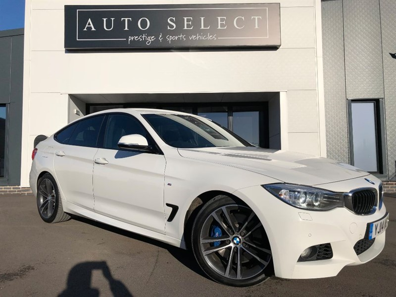 used BMW 335i 3.0i M SPORT GRAN TURISMO MONSTER SPEC!! in chesterfield