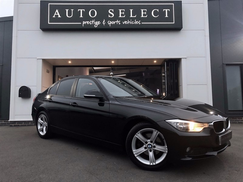 used BMW 318d 2.0d SE MASSIVE SPEC!! NAVIGATION!! LEATHER!! in chesterfield