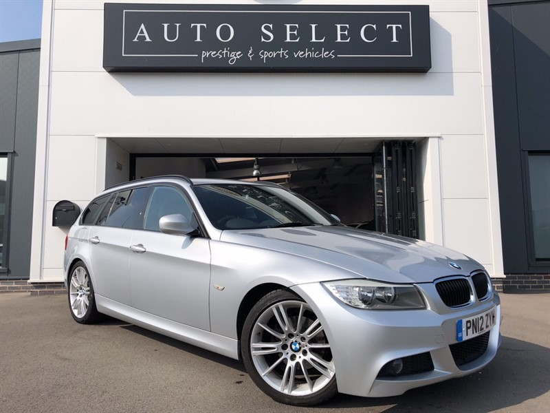 used BMW 318i 2.0i M SPORT TOURING PROFESSIONAL NAVIGATION!! in chesterfield