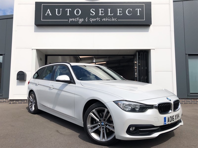 used BMW 320d 2.0D SPORT TOURING NAVIGATION!! STUNNING !! in chesterfield