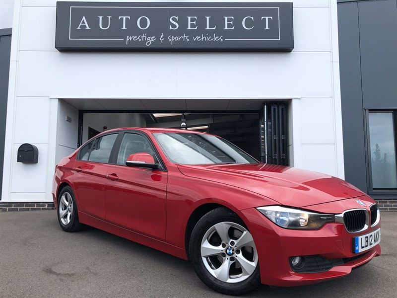 used BMW 320d 2.0d EFFICIENTDYNAMICS ONLY �20 TAX in chesterfield