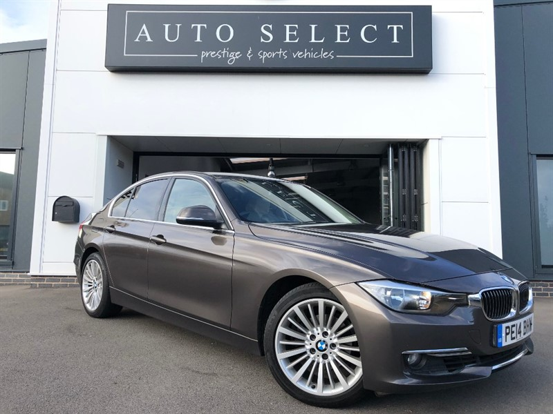 used BMW 320i 2.0I LUXURY AUTO MASSIVE SPEC!! STUNNING CAR in chesterfield