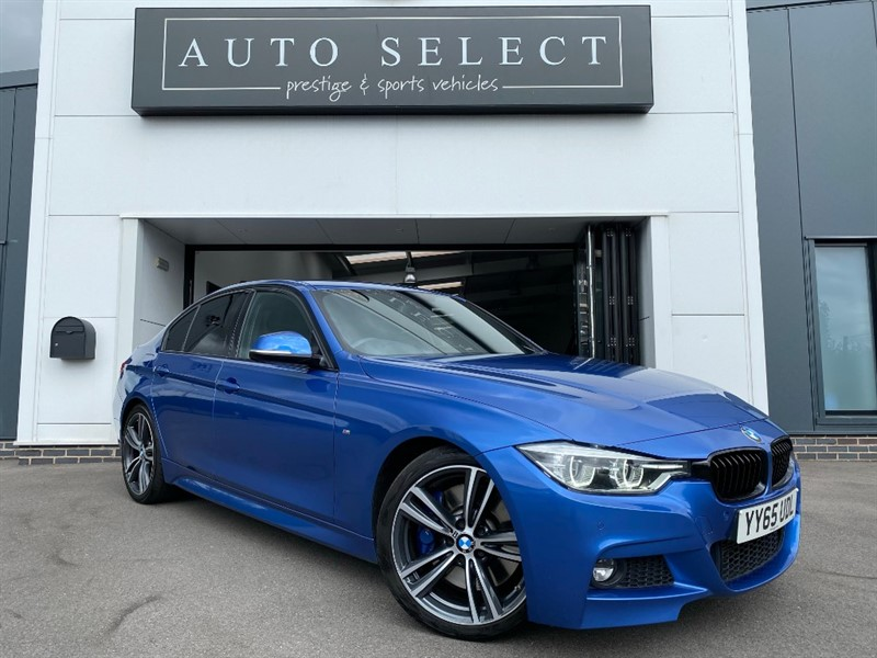 used BMW 330d 330d M SPORT PLUS PACK!! MASSIVE SPEC!! FBMWSH!! in chesterfield
