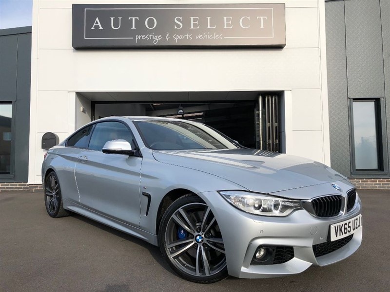 used BMW 435i M SPORT M SPORT PLUS PACKAGE!! in chesterfield