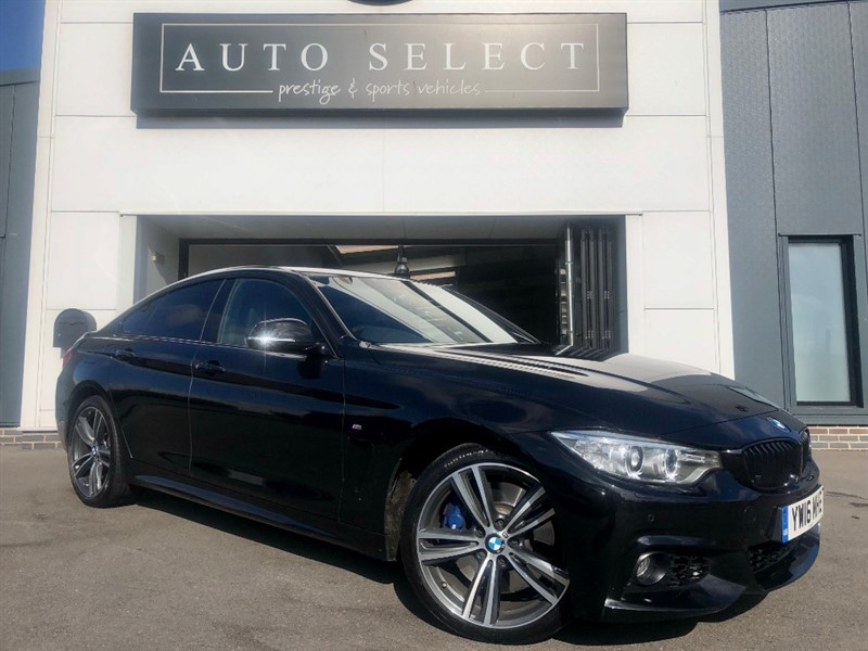 used BMW 435d XDRIVE M SPORT GRAN COUPEM SPORT PLUS PACK FREE UK MAINLAND DELIVERY!!! in chesterfield