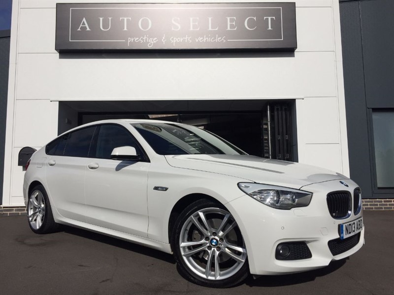 used BMW 520d 2.0d M SPORT GRAN TURISMO MONSTER SPEC!! in chesterfield