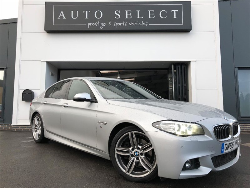 used BMW 520d 2.0dM SPORT MONSTER SPEC!! M SPORT PLUS PACK!! in chesterfield