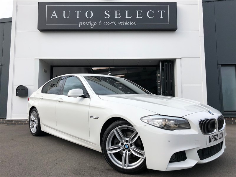 used BMW 520d 2.0d M SPORT MASSIVE SPEC!! IMMACULATE!! in chesterfield