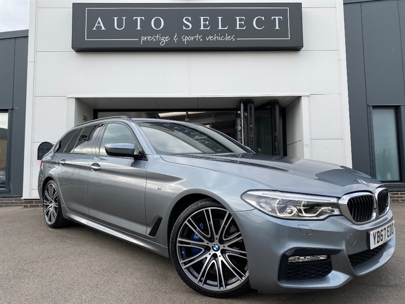 used BMW 530d 3.0D XDRIVE M SPORT PLUS PACK TOURING AUTO HUGE SPEC!! in chesterfield
