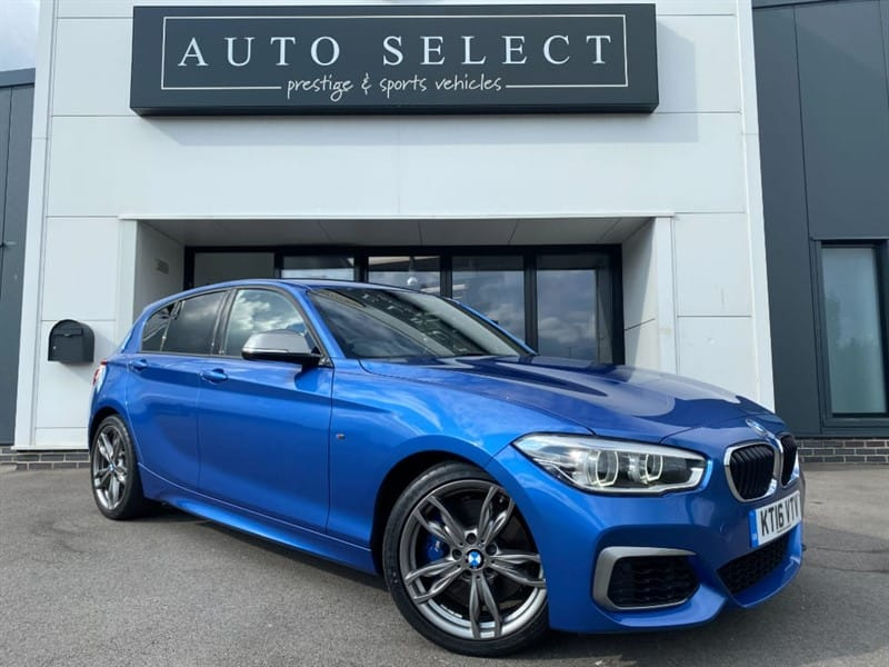 used BMW M135i 3.0 STUNNING!! LOW MILEAGE!! in chesterfield