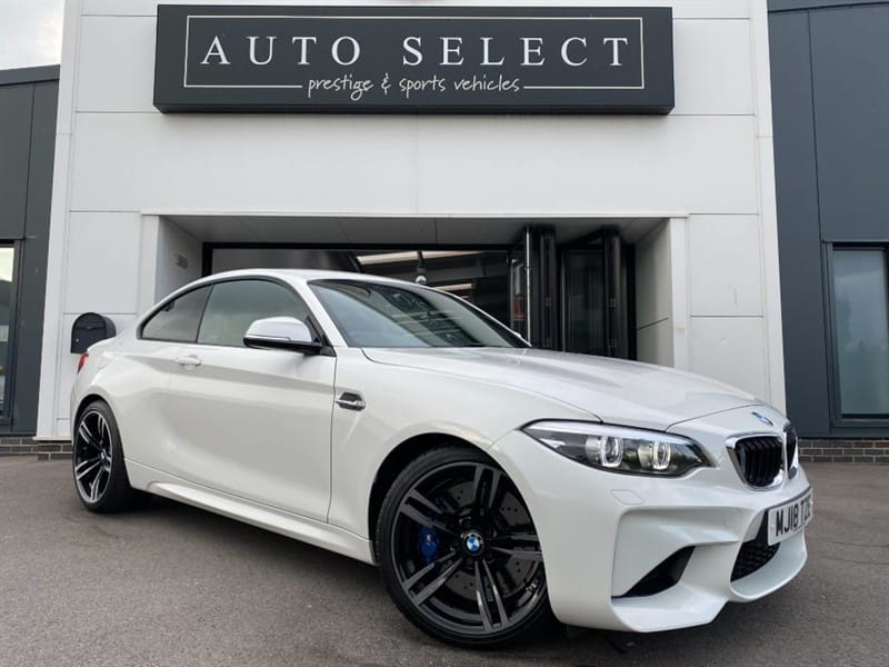 used BMW M2 M2 ABSOLUTLEY IMMACULATE!! in chesterfield