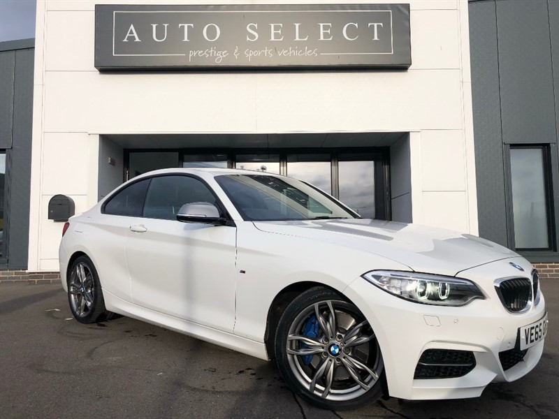 used BMW M235i M235i STUNNING CAR!! PRO NAVIGATION!! in chesterfield