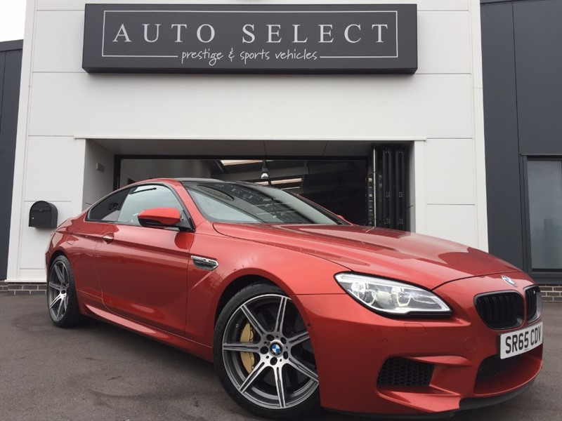 used BMW M6 4.4 COMPETITION PACK!! MONSTER SPEC!! in chesterfield