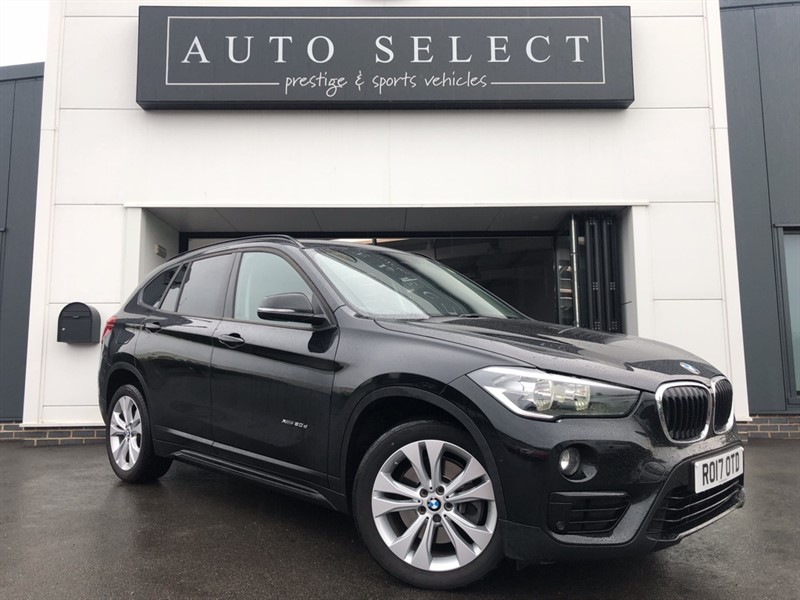 used BMW X1 XDRIVE20D SPORT NAVIGATION!! FBMWSH!! in chesterfield
