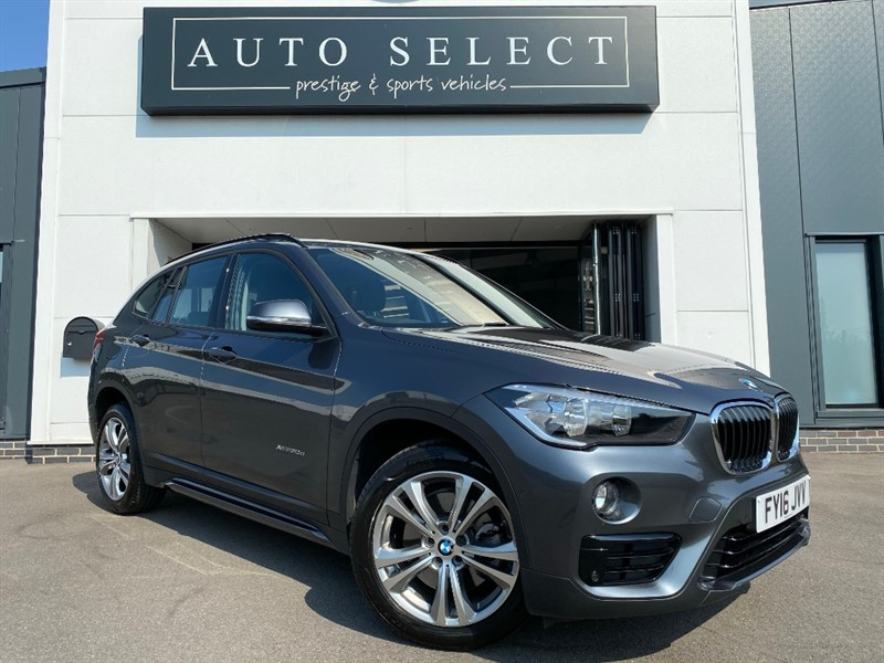 used BMW X1 XDRIVE20D SPORT NAVIGATION 1 OWNER!! in chesterfield