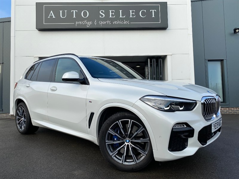 used BMW X5 XDRIVE30D M SPORT LOCAL OWNER!! IMMACULATE!! in chesterfield