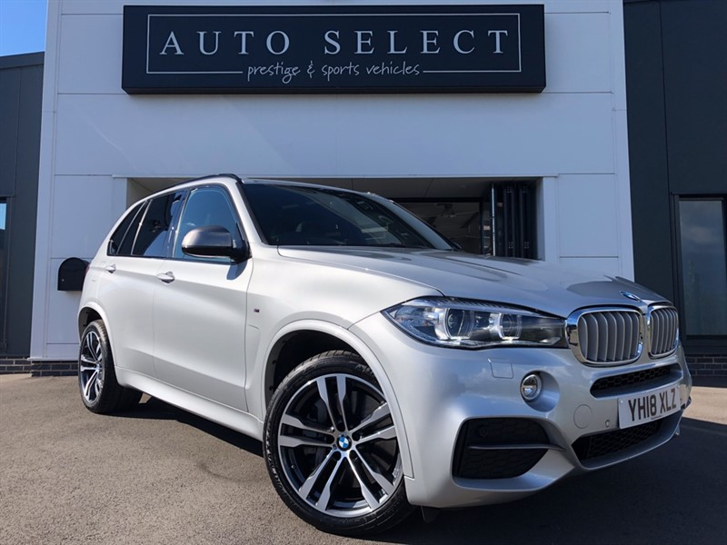 used BMW X5 M50D M SPORT PLUS PACK!! PAN ROOF!! 1 OWNER!! in chesterfield