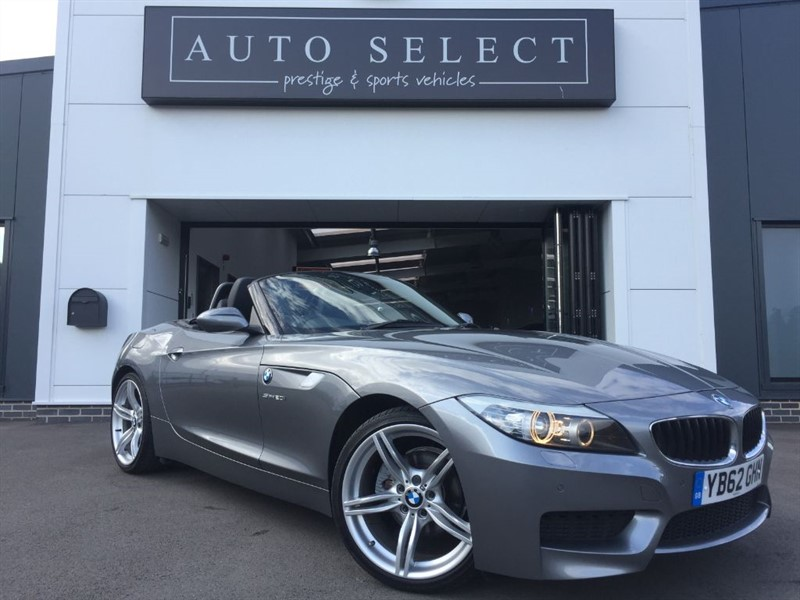 used BMW Z4 SDRIVE20I M SPORT ROADSTER in chesterfield