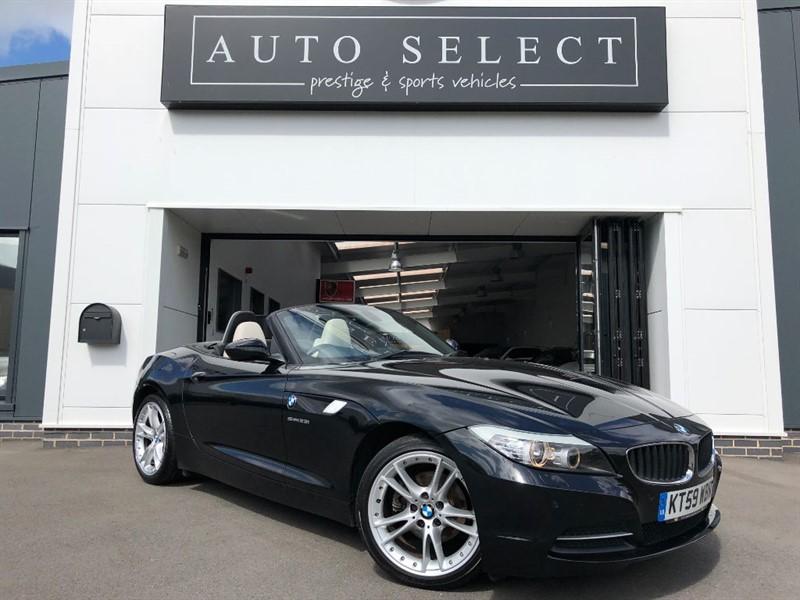 used BMW Z4 SDRIVE23I ROADSTER MASSIVE SPEC!! PRO NAV!! in chesterfield