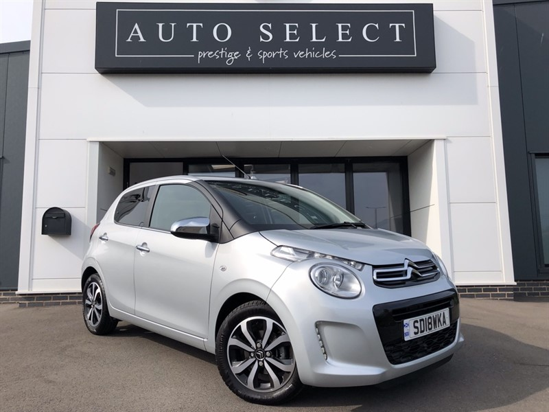 used Citroen C1 1.2 PURETECH FLAIR in chesterfield