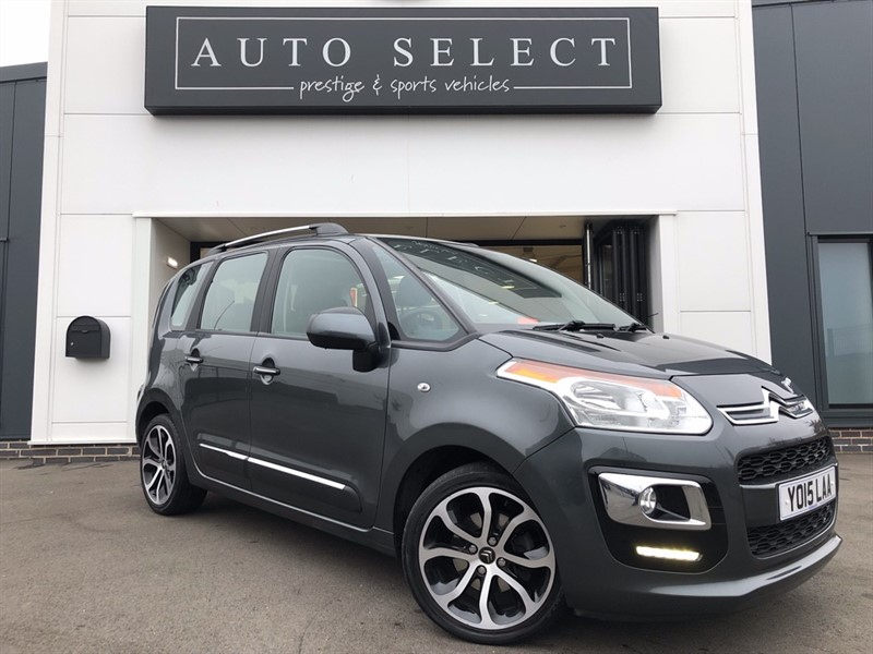 used Citroen C3 1.2 SELECTION PICASSO PAN ROOF!!IMMACULATE!! 1 OWNER!! in chesterfield