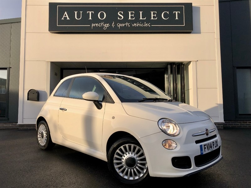 used Fiat 500 1.2 S ONLY �30 ROAD TAX!! IMMACULATE!! in chesterfield