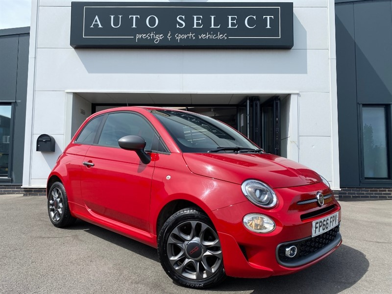 used Fiat 500 1.2 S NAVIGATION!! LIKE NEW!! in chesterfield