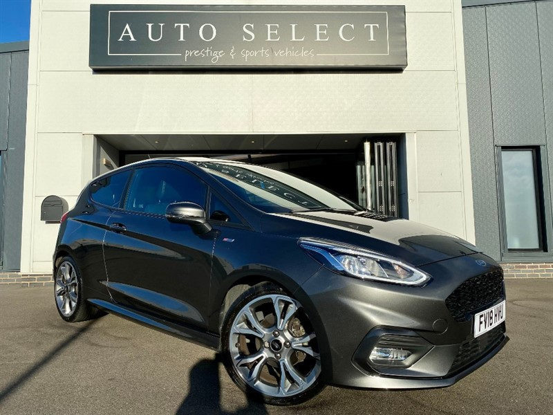 used Ford Fiesta 1.0 ST-LINE X NAVIGATION!! MONSTER SPEC!! in chesterfield