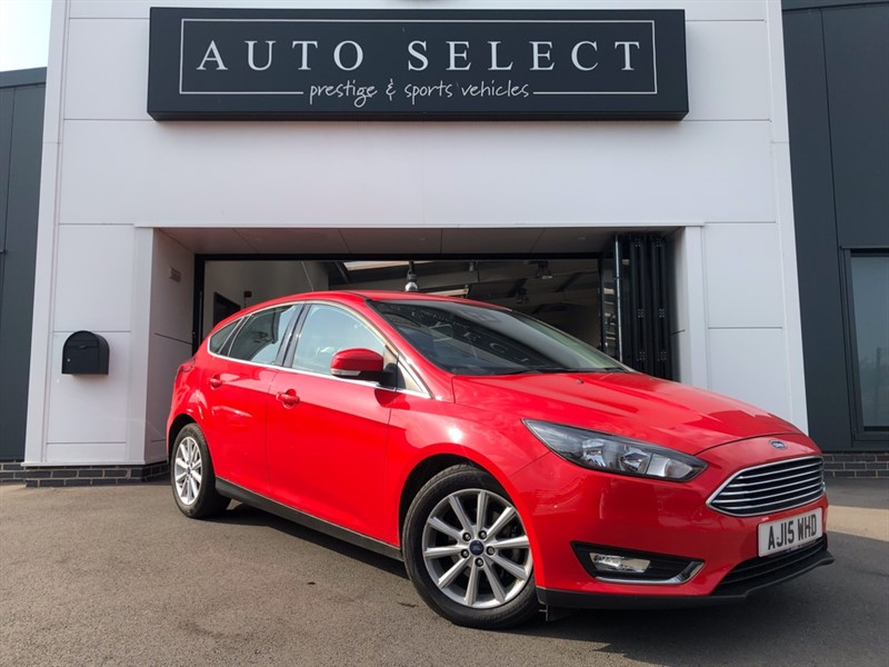 used Ford Focus 1.0 TITANIUM NAVIGATION!! �20 YEAR TAX!! in chesterfield