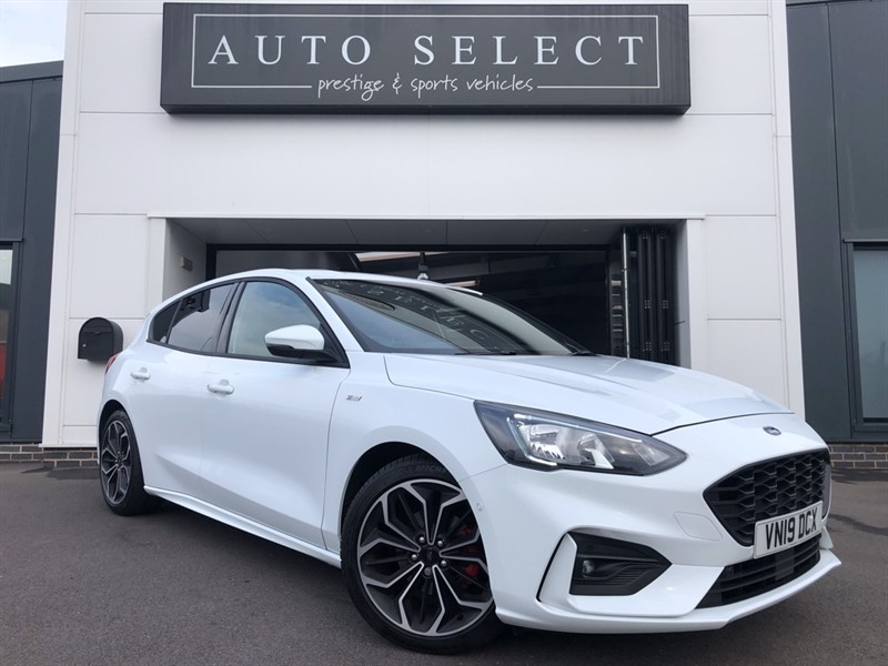 used Ford Focus ST-LINE X 1.5 NAVIGATION!! IMMACULATE!! in chesterfield