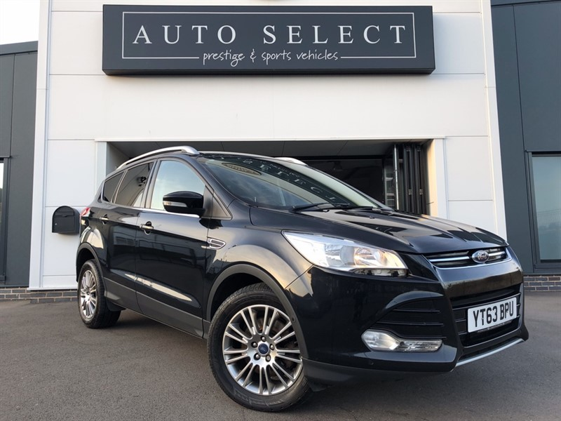 used Ford Kuga 2.0 TITANIUM TDCI 1 LADY OWNER!! STUNNING CAR!! in chesterfield