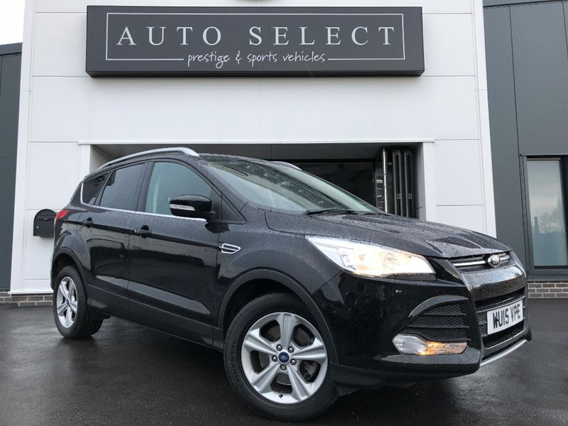 used Ford Kuga ZETEC 2.0 TDCI JUST BEEN SERVICED AT FORD in chesterfield