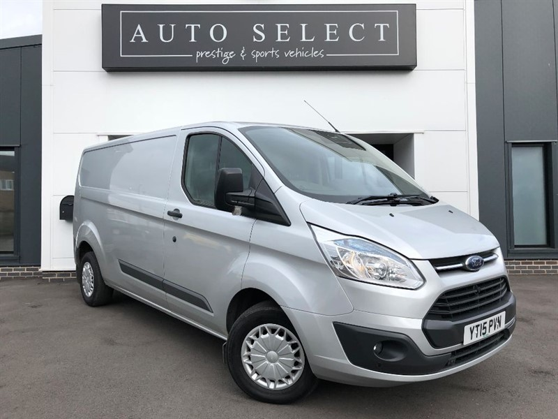 used Ford Transit Custom 290 TREND LWB LOW ROOF TREND  L2 H1 1 OWNER!! IMMACULATE!! in chesterfield