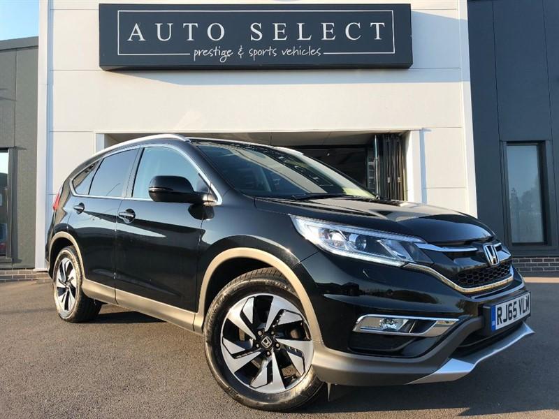 used Honda CR-V 2.0 I-VTEC EX NAV! NEW SHAPE!!  LEATHER! & PAN ROOF! in chesterfield
