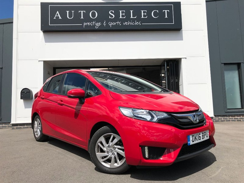 used Honda Jazz 1.3 I-VTEC SE ABSOLUTLEY IMMACULATE £30 TAX!! in chesterfield
