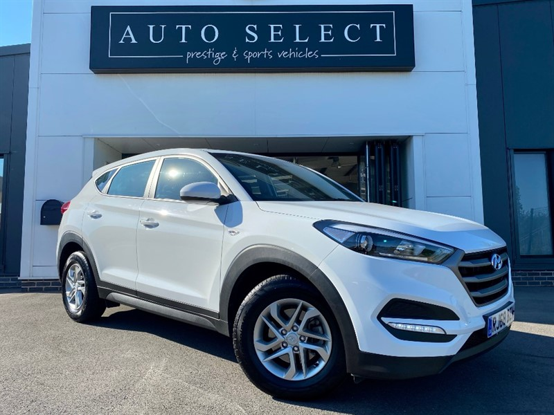 used Hyundai Tucson 1.7 CRDI S BLUE DRIVE IMMACULATE!!! in chesterfield